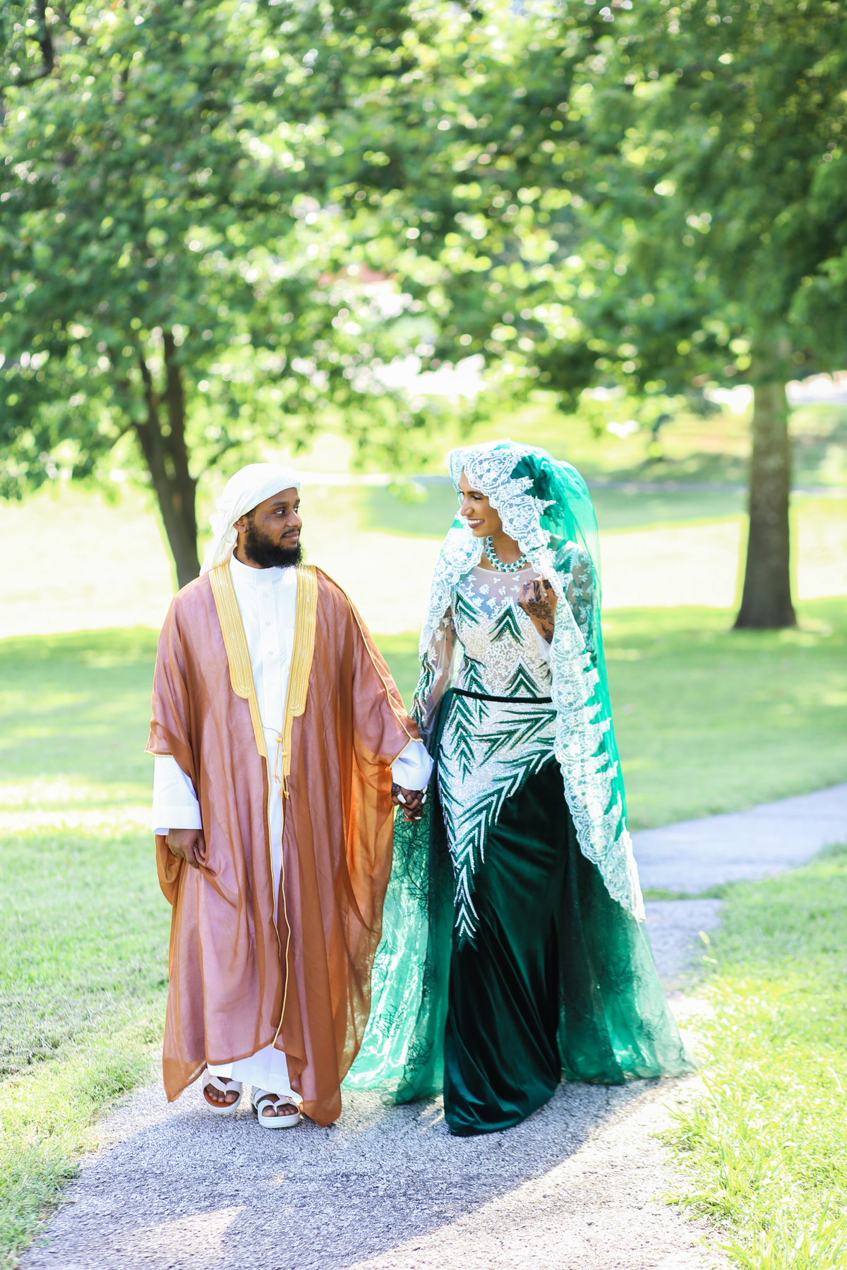Nadia + Mohamed Nikah - Mariam Saifan Photography (358 of 505)