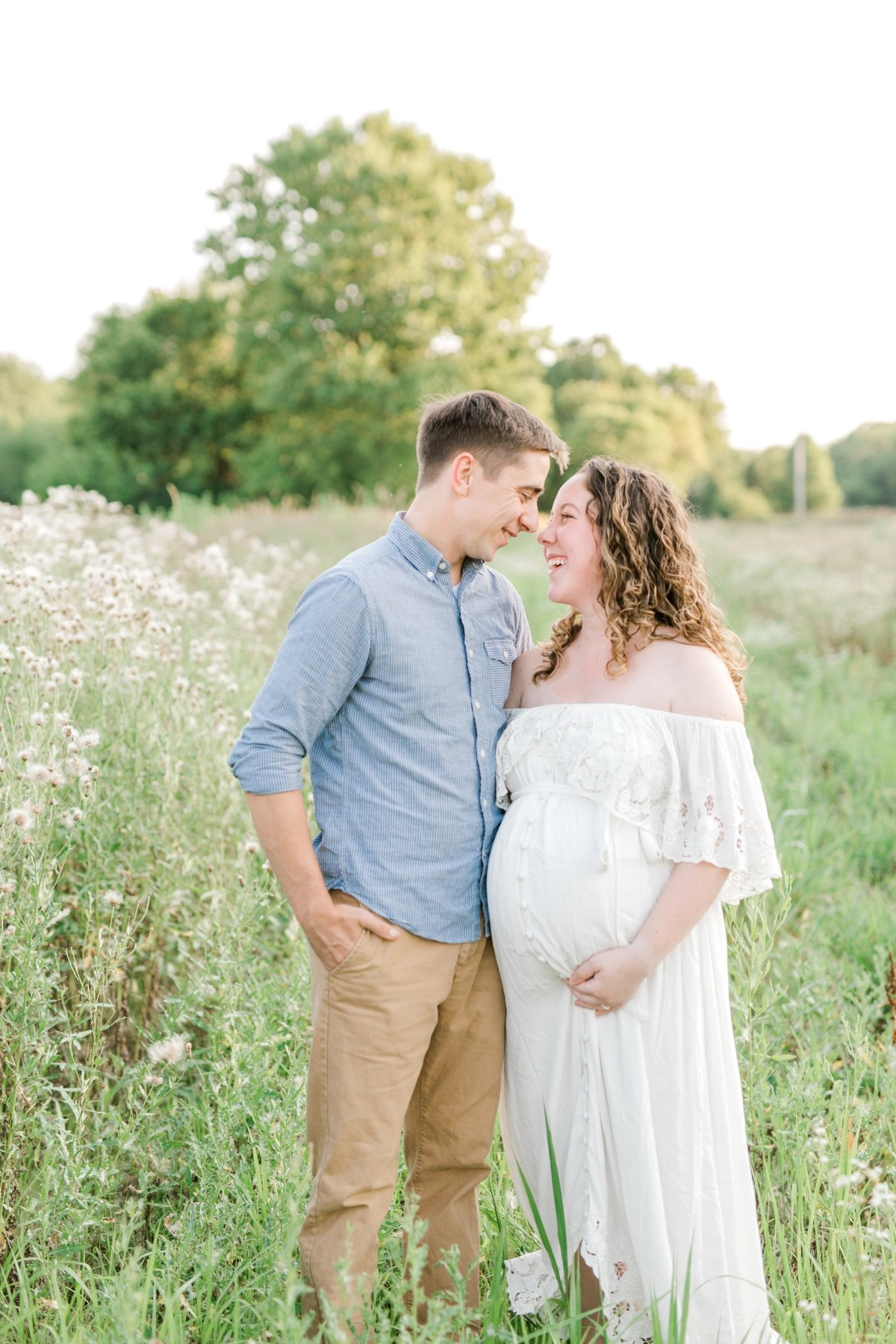 ETHEREAL SUMMER MATERNITY SESSION | MECHANICSBURG MATERNITY PHOTOGRAPHER_0964
