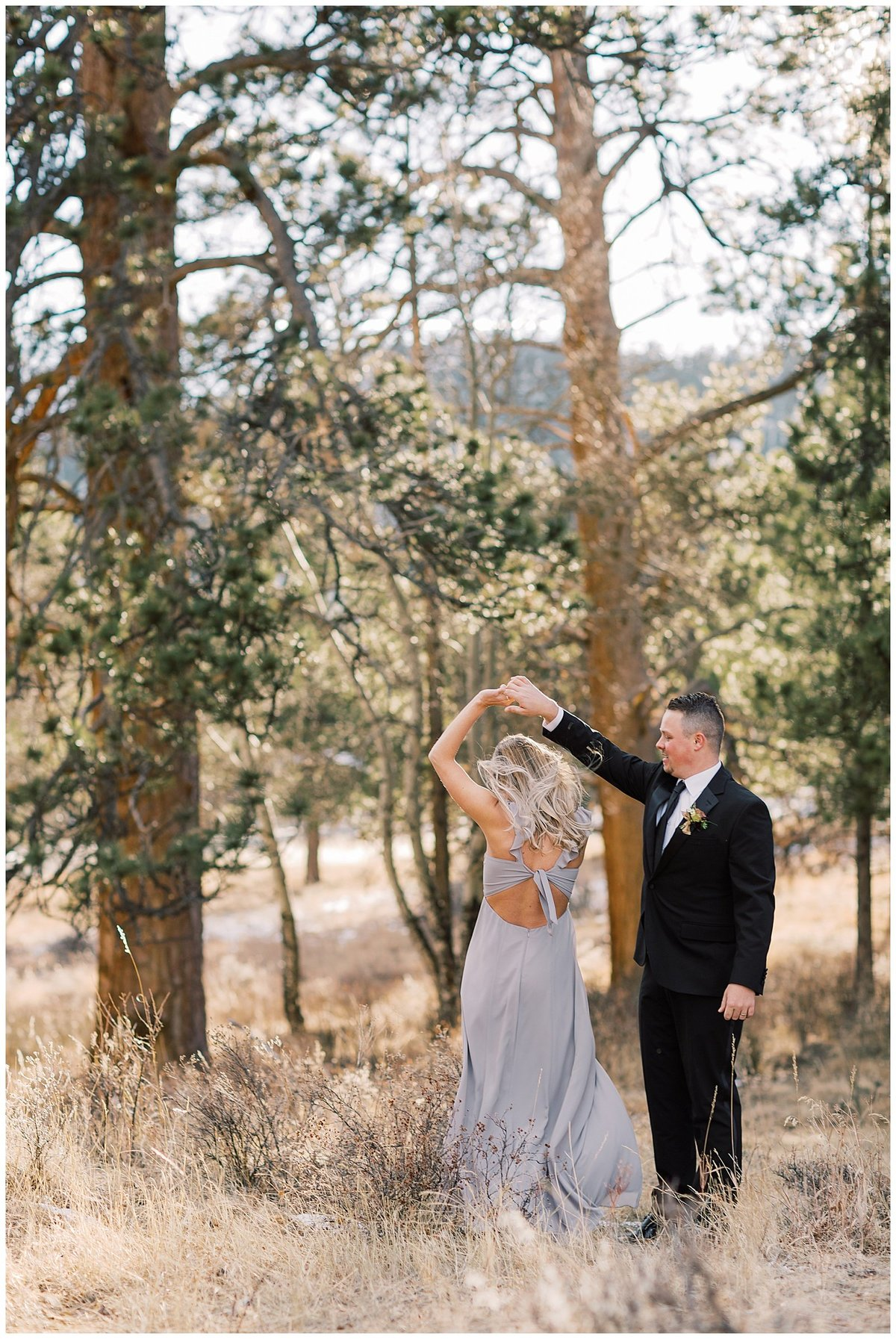 Rocky Mountain National Park Vow Renewal