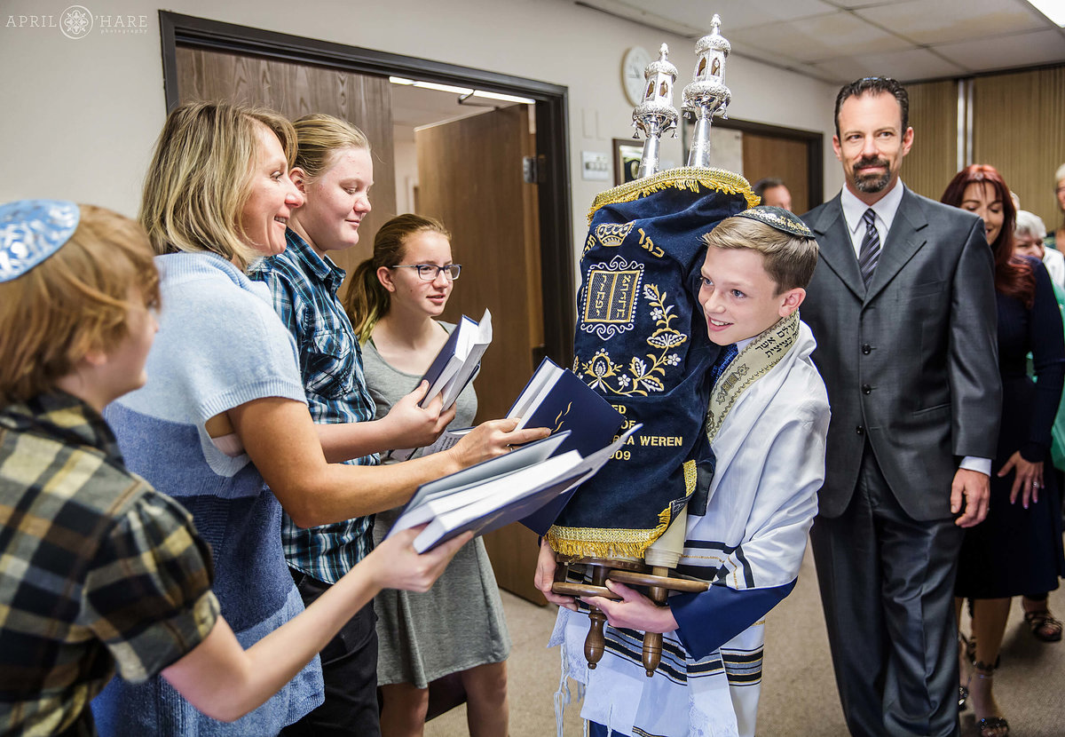 Bar Mitzvah Photography in Denver Colorado