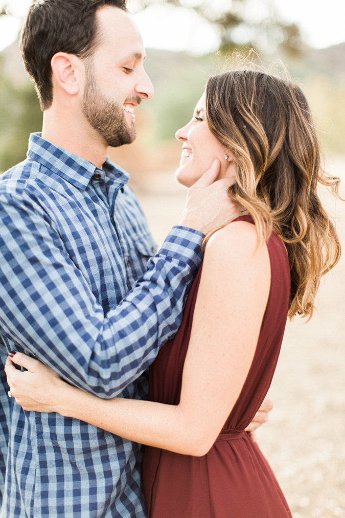 006_Katie & Eric Engagement_Malibu California_The Ponces Photography