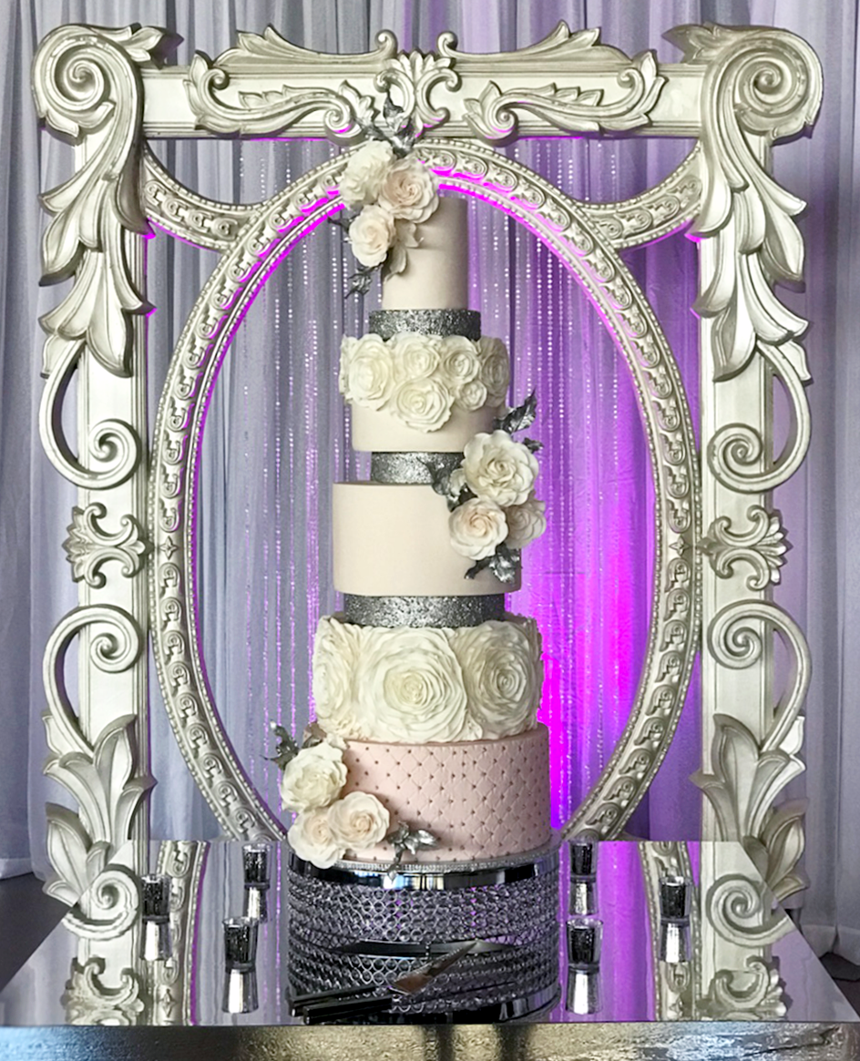 Whippt Desserts - Wedding Cake 2018
