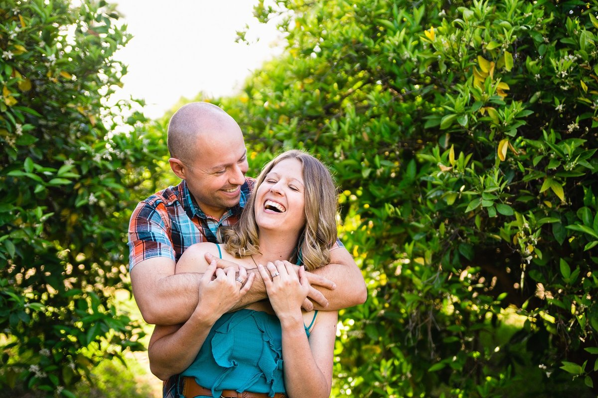 AZ Engagement Photographers Sahuaro Ranch