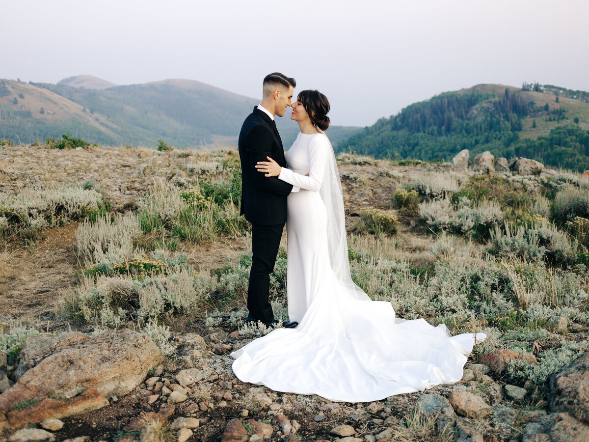 Kylie and Mitch Utah Bridal Session 71