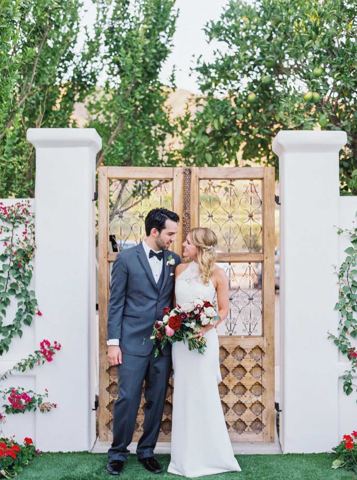 El Chorro Scottsdale Wedding - Mary Claire Photography-19