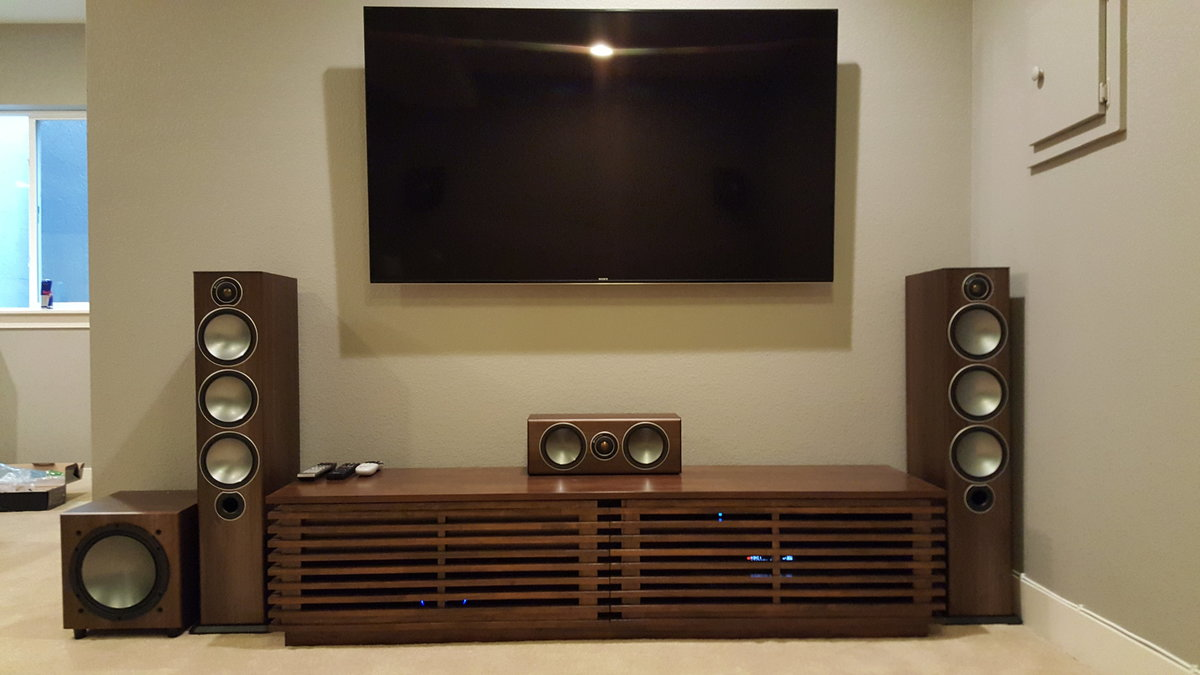 Hooked Up Home Theater