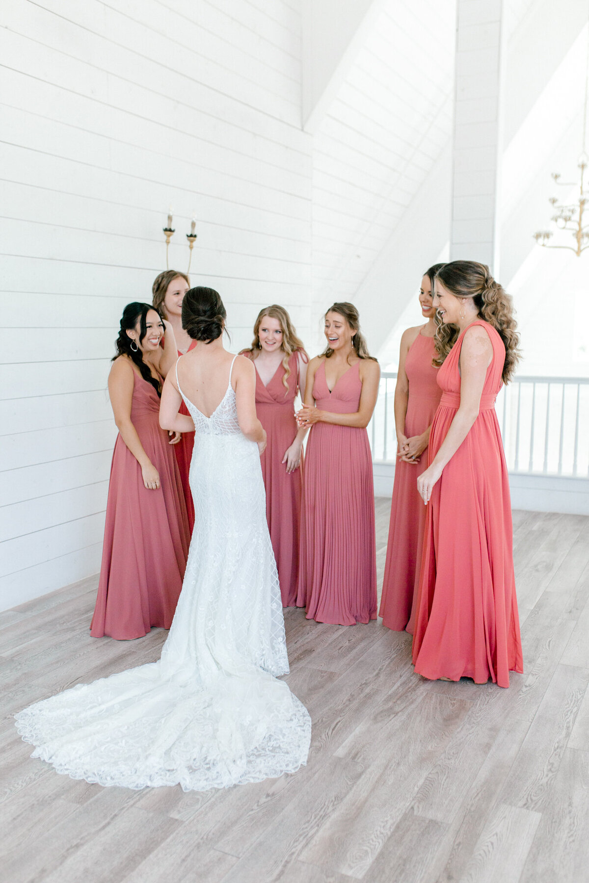 Anna & Billy's Wedding at The Nest at Ruth Farms | Dallas Wedding Photographer | Sami Kathryn Photography-47