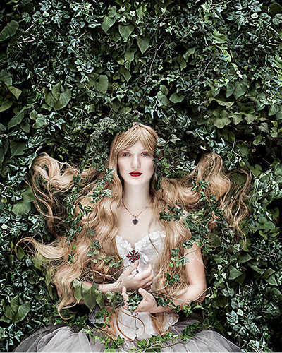 Enchantment photography-Mistress of the ivy