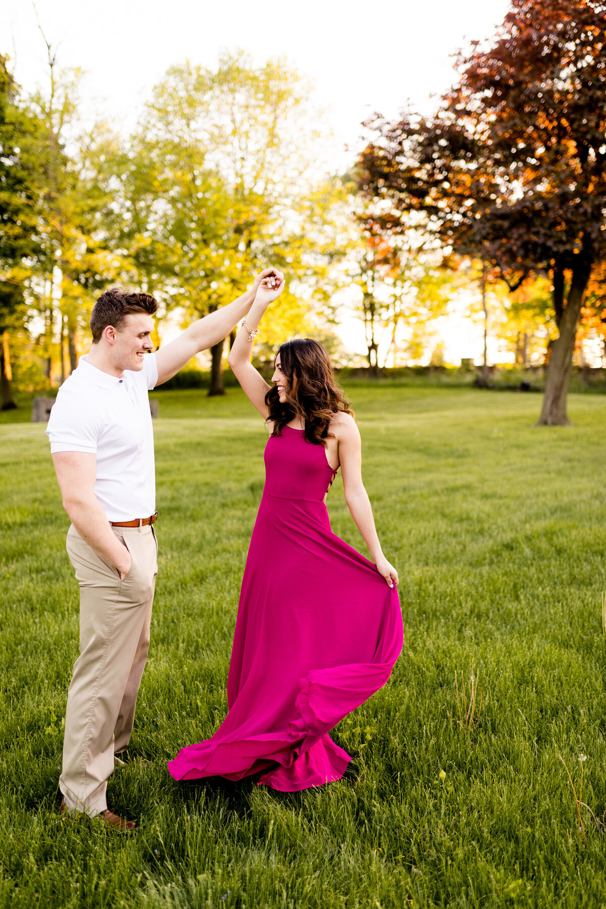 Caitlin and Luke Photography Wedding Engagement Luxury Illinois Destination Colorful Bright Joyful Cheerful Photographer14