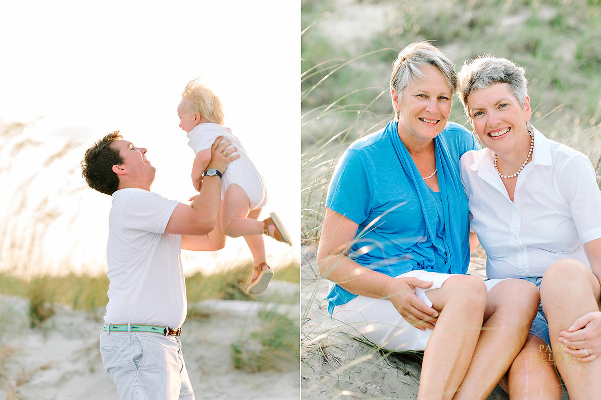 Pawleys Island Family Photography | Family Pictures in Pawleys Island | Family Beach Portraits | Traditional Family Pictures | Family Portraiture