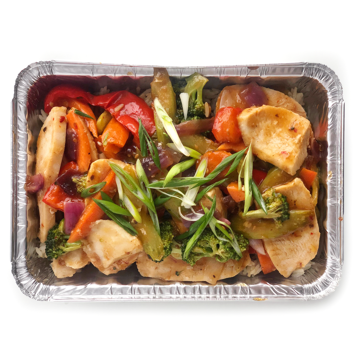 Whippt Kitchen Home Meal Delivery Kung Pao Chicken Jan 2021