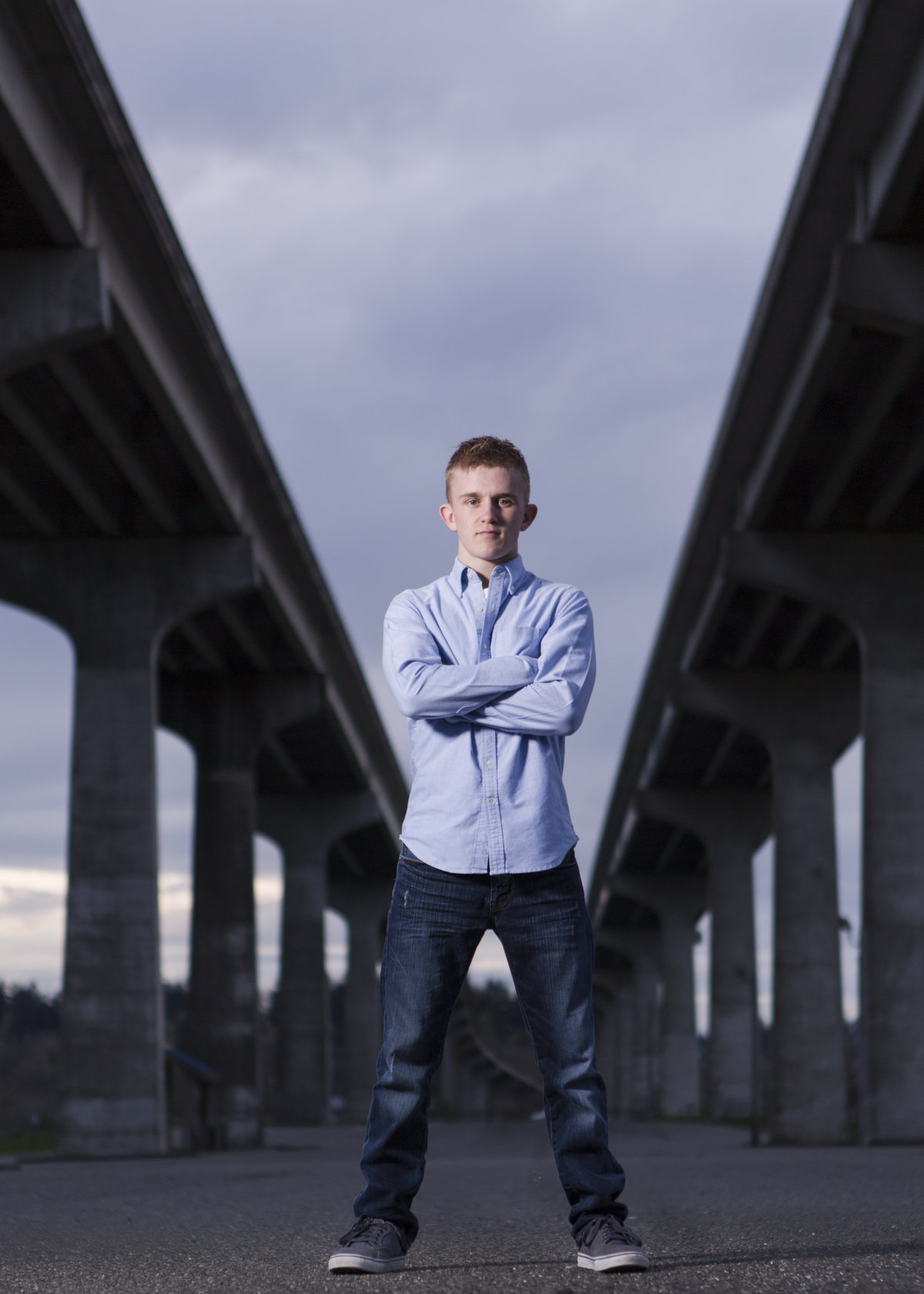 seattle photography anacortes bridges high school senior photo