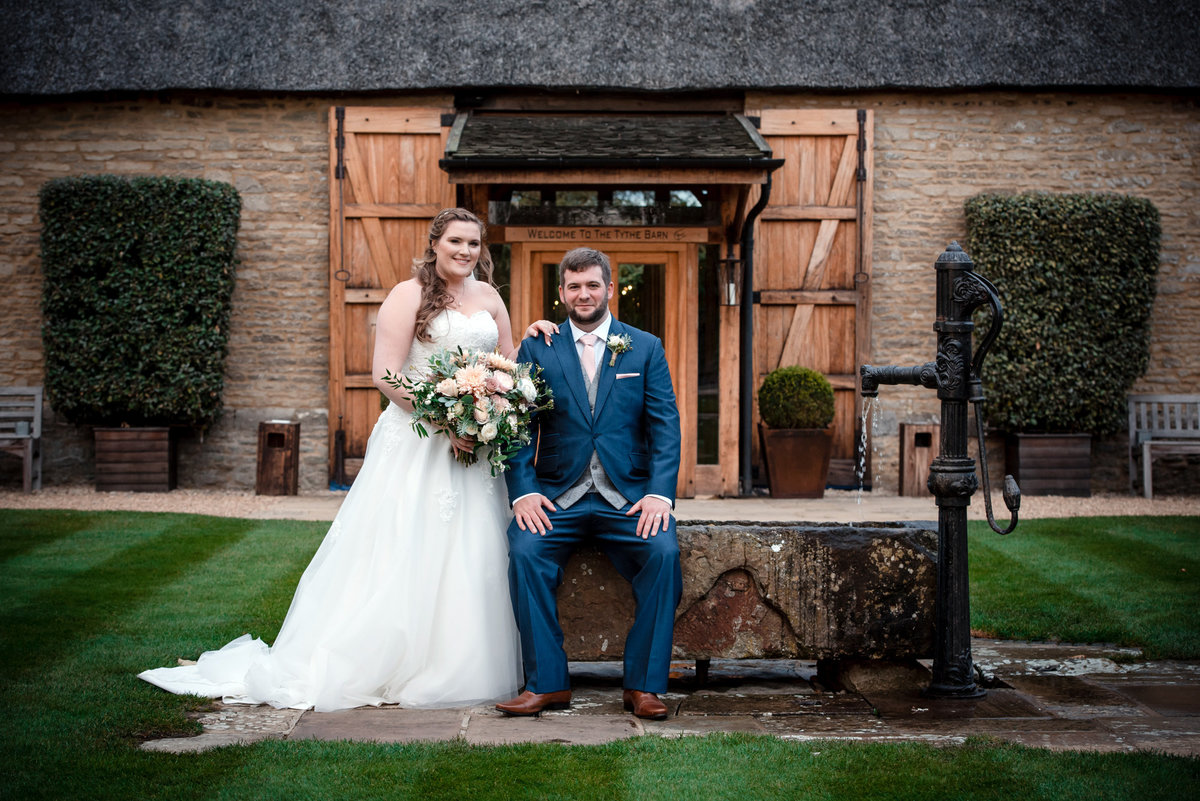 The Tythe Barn Bicester Launton Wedding photography oxford