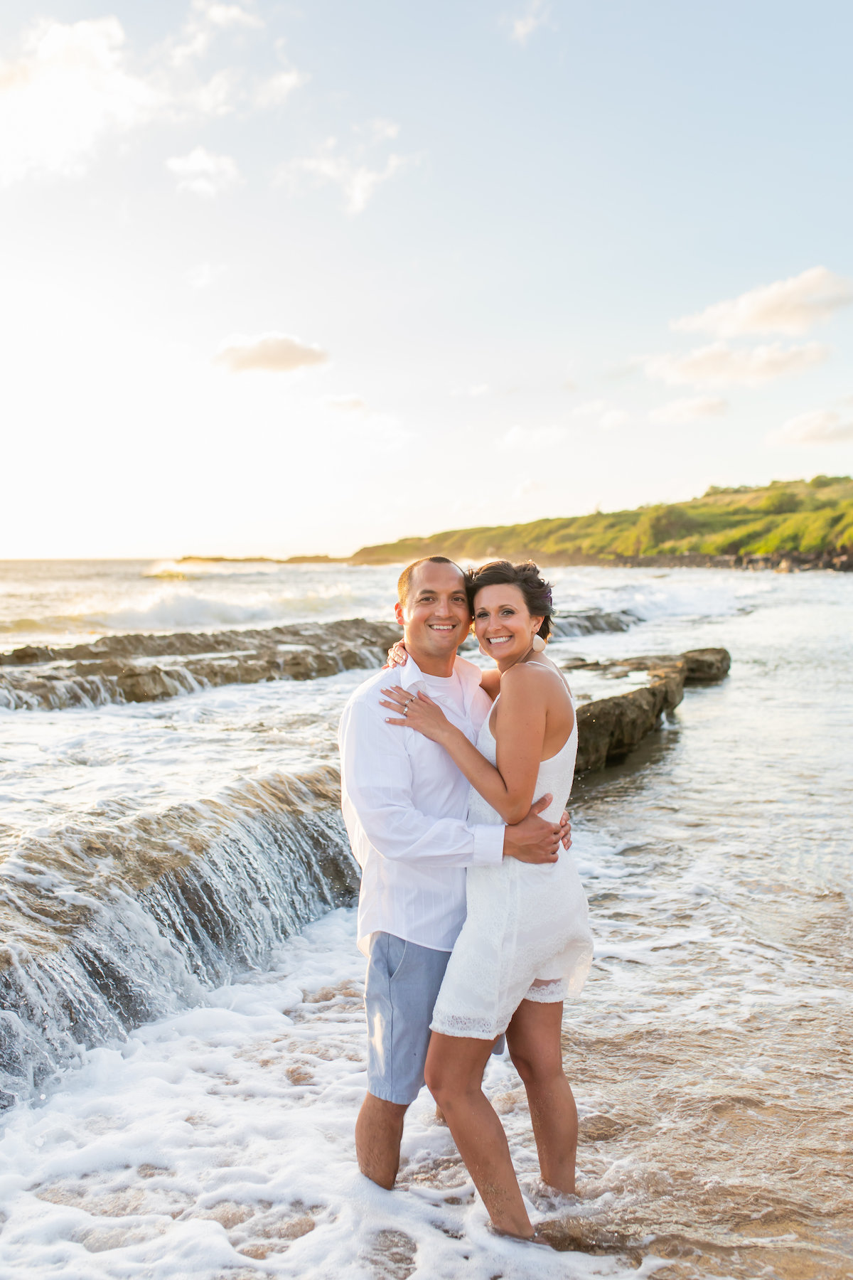 Beautiful Kauai Couples Portraits