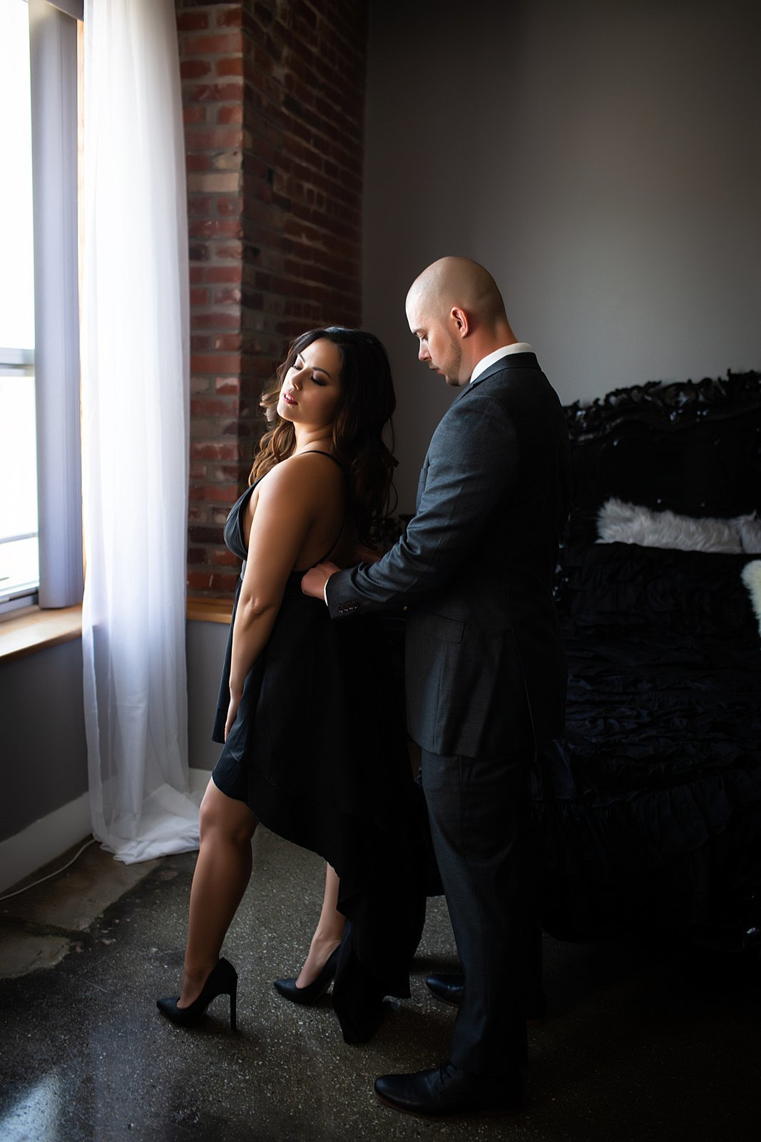 Hampton Roads Virginia Couples Boudoir Photographer (12)