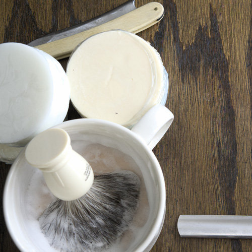 shaving soap mens grooming
