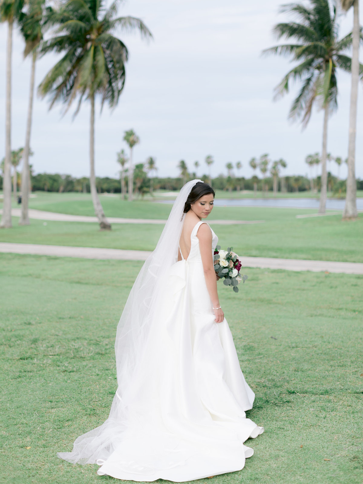 Miami Golf Course Wedding-21