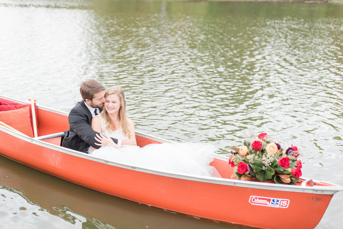 Canoe Adventure Wedding-4