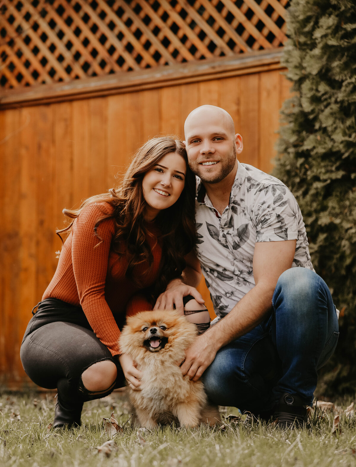 professional engagement photography