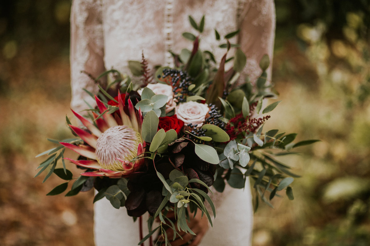 The Stars Inside - Forest Elopement - Nataly J Photography (27)