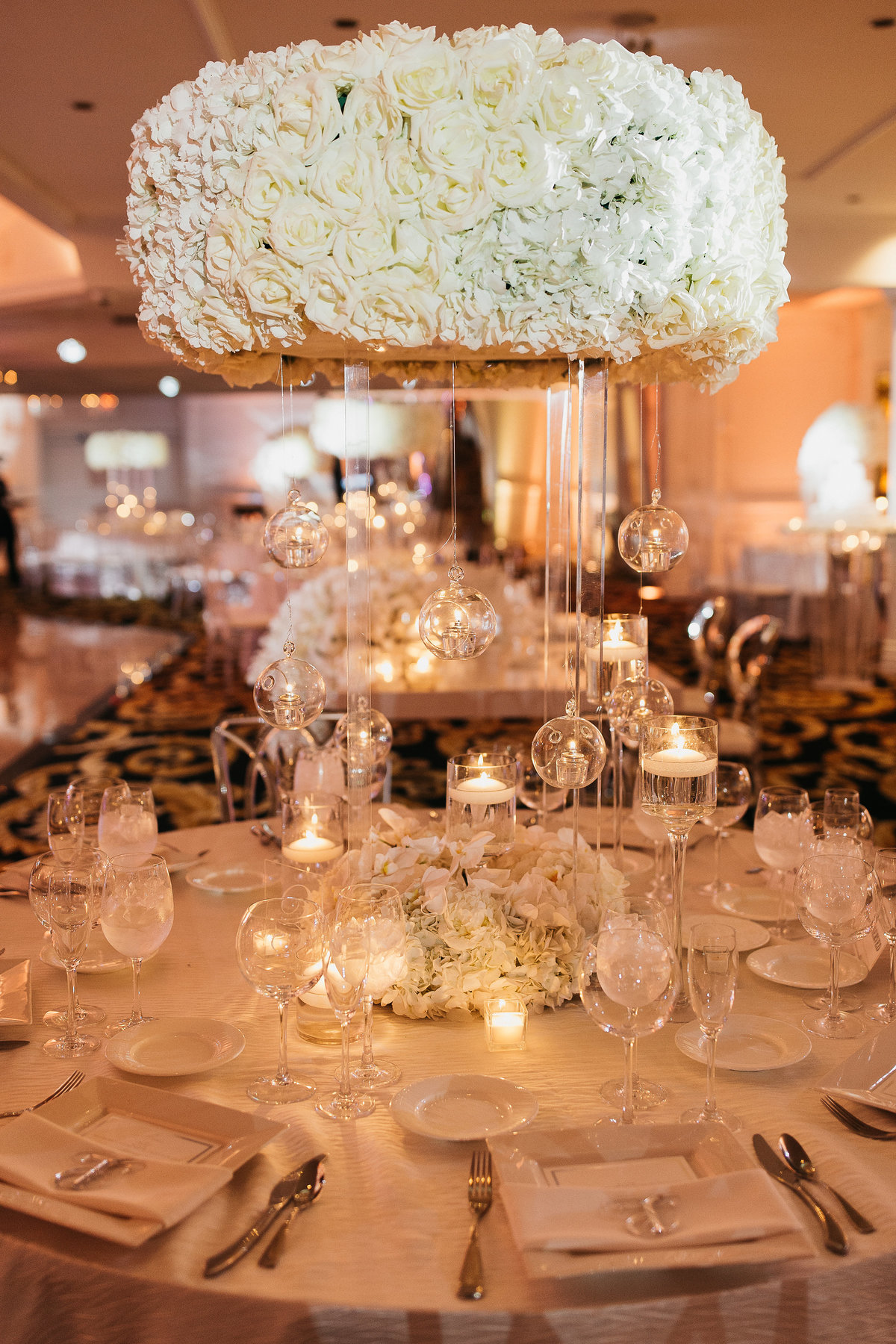 Westmount Country Club white modern New Jersey wedding 22