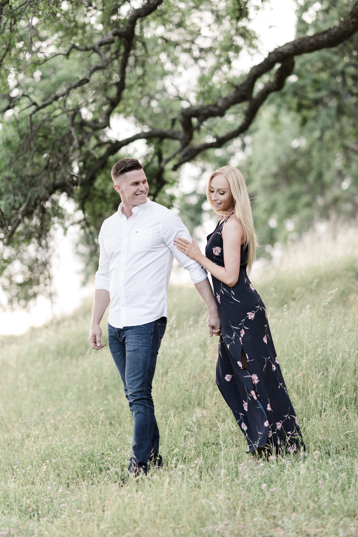 Sacramento Folsom Lake Tahoe Engagement Photography-42
