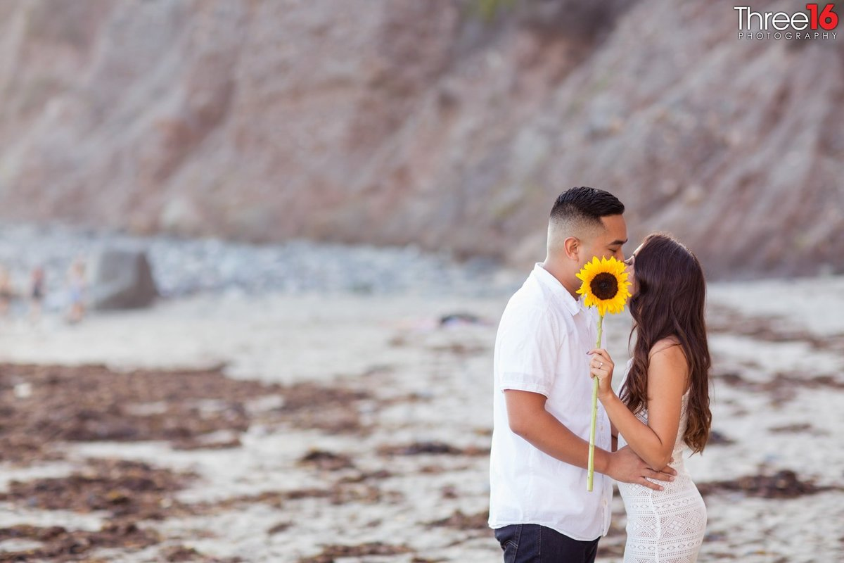 Doheny State Beach Engagement Photos Dana Point Orange County Wedding Photography