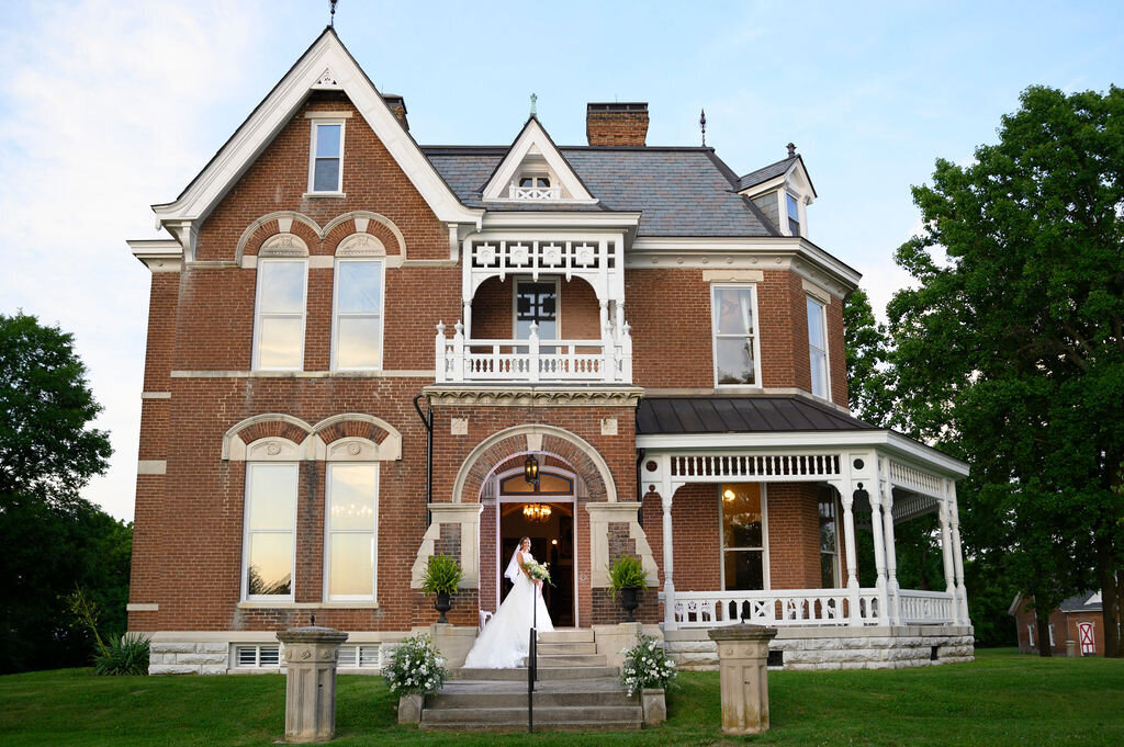 Lynwood Estate - Luxury Richmond Kentucky Wedding Venue - Elegant Estate Wedding 00035