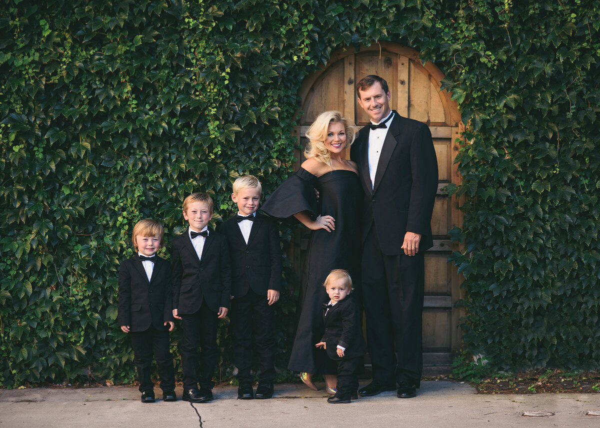 Des-Moines-Iowa-Family-Photographer-Theresa-Schumacher-Formal-Tuxedos-Mickelson-Ivy-Wall