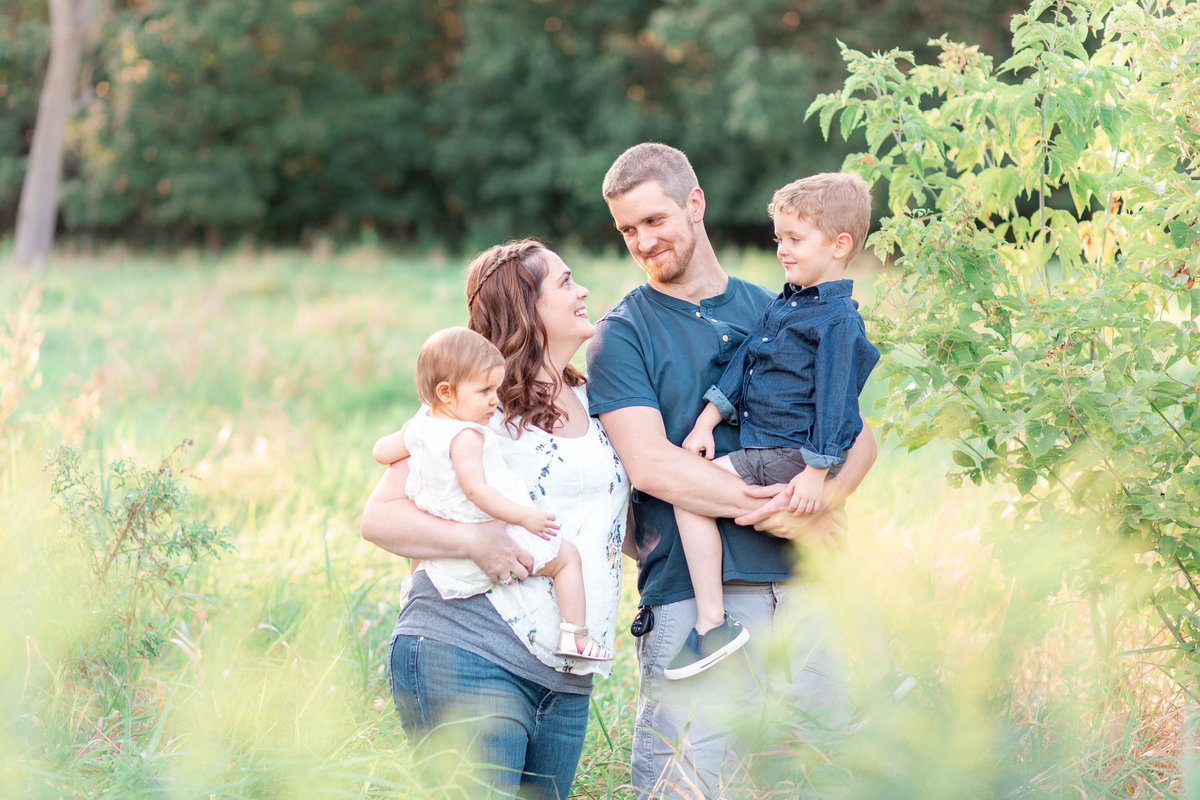 Chicago Family Photographer | Janet D Photography | Lifestyle Portrait Photography