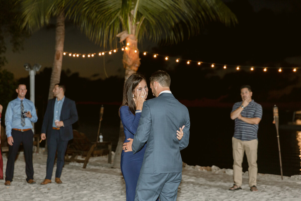 Wedding in Key Largo, Florida 85