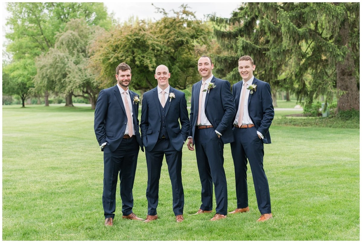 columbus ohio wedding photos brookside golf and country club outdoor wedding_0044