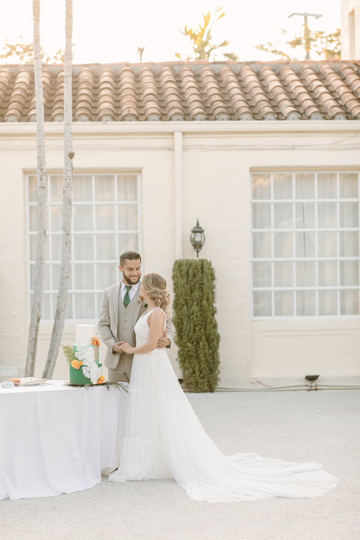 Coco Plum Elopement in Coral Gables 41
