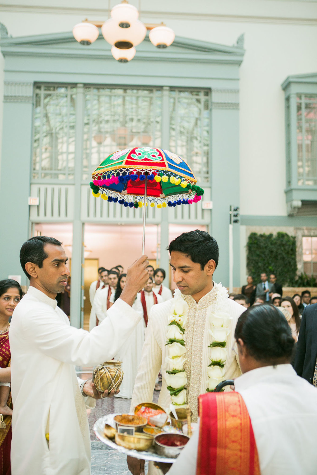 Harold-Washington-Library-South-Asian-Wedding-085