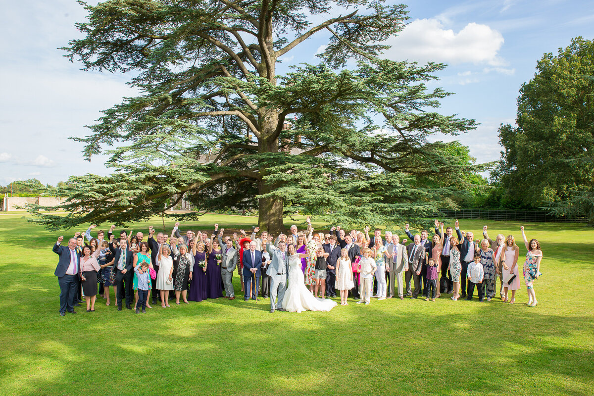 Wedding-group-photo-Loseley-Park-1