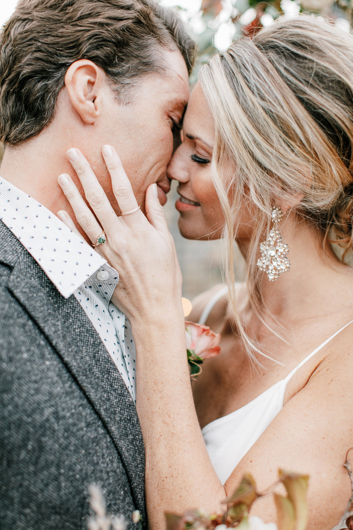 Magdalena Studios Bohemian Stylish and Chic Fall Wedding at Terrain Anthropologie_52