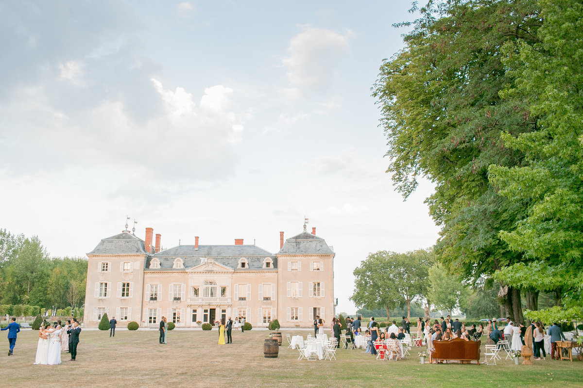 280-Chateau Varennes Wedding-AG