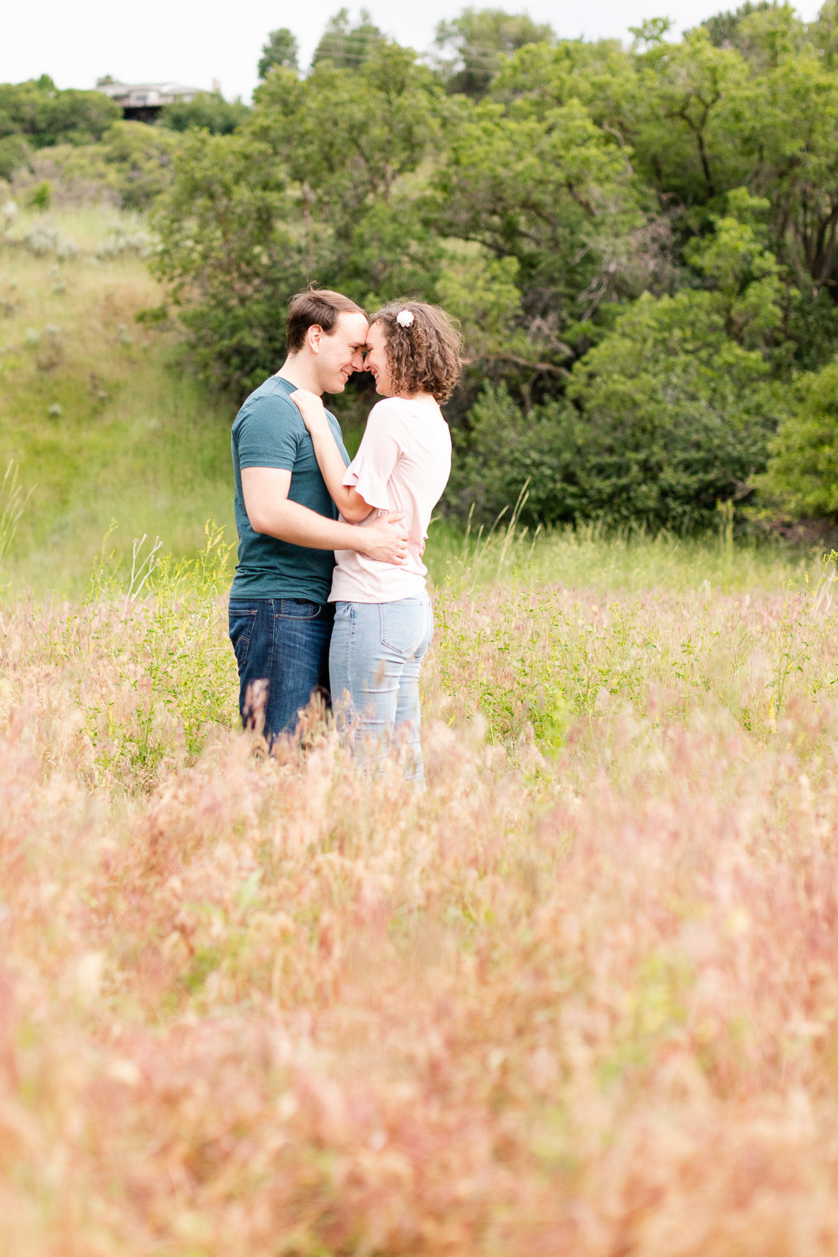 Engagement Session at Dimple Dell Regional Park-0013