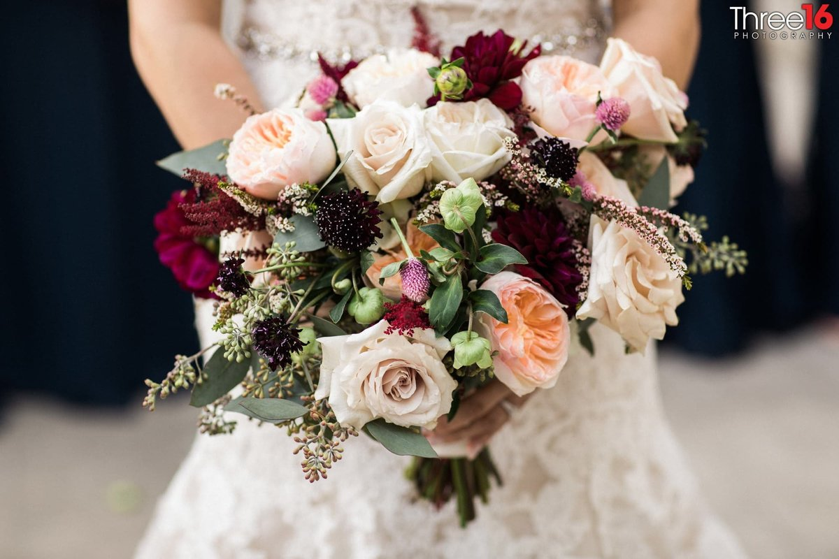 Los Angeles Wedding at the Ebell Photography Florist_1