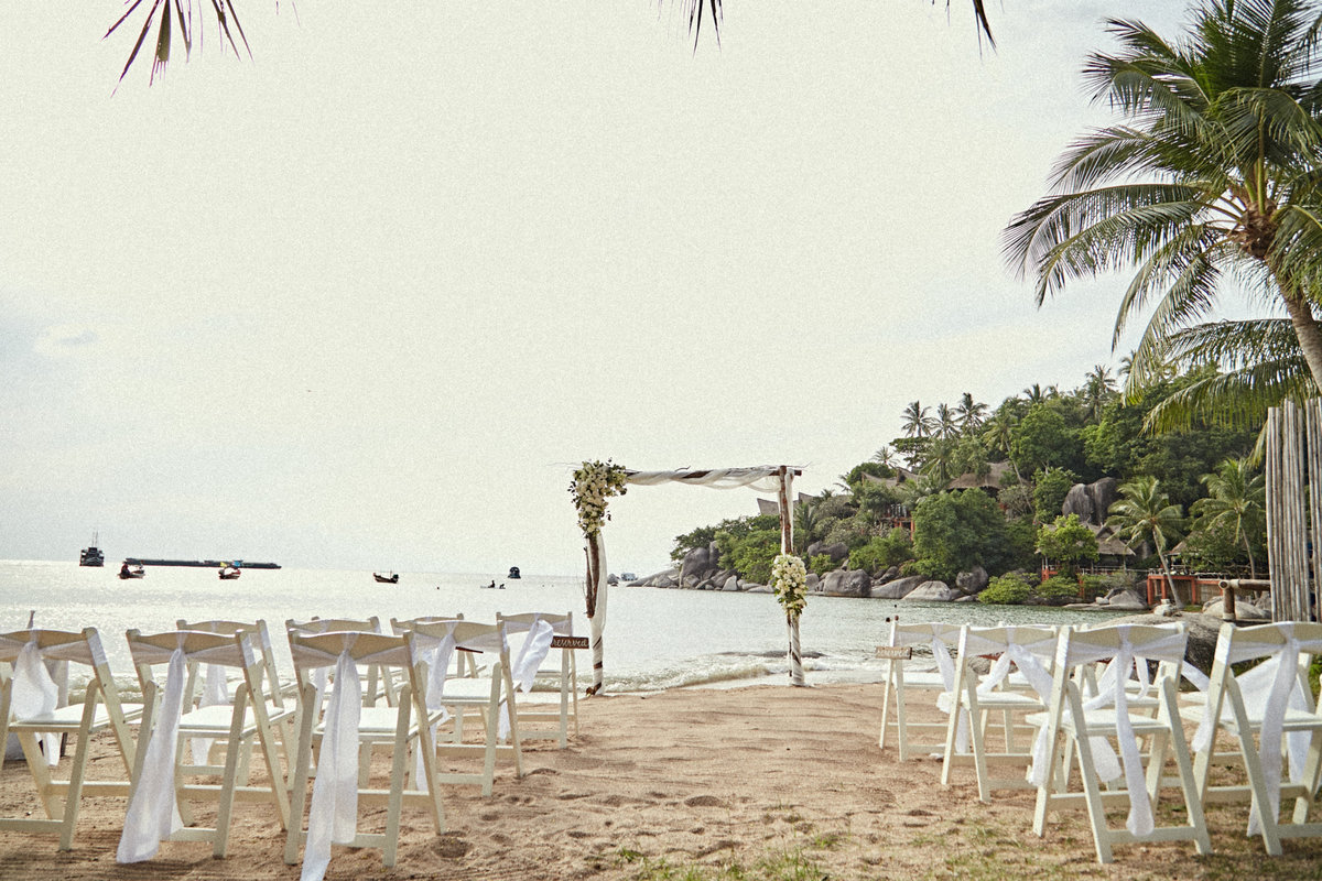 Koh Tao Wedding Thailand  | Forever Lovestruck | J&X_1