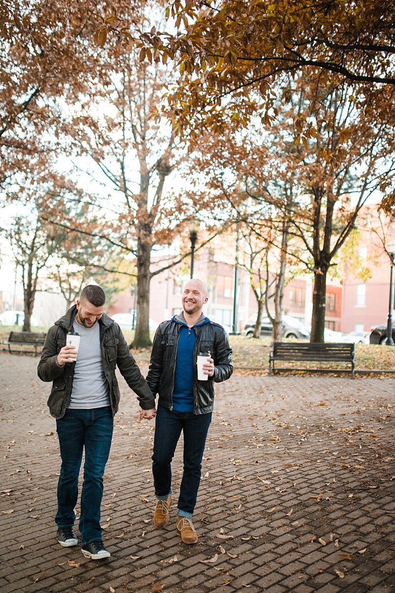same sex engagement photo river market kansas city mo_0225