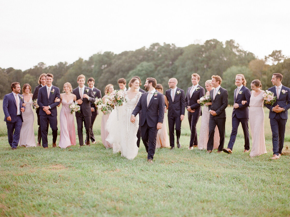 Wedding Photography at The Meadows in Raleigh, NC