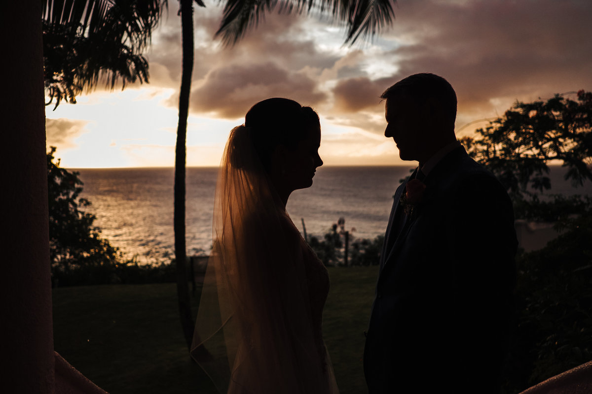 Cap Maison St Lucia Destination Wedding - 208