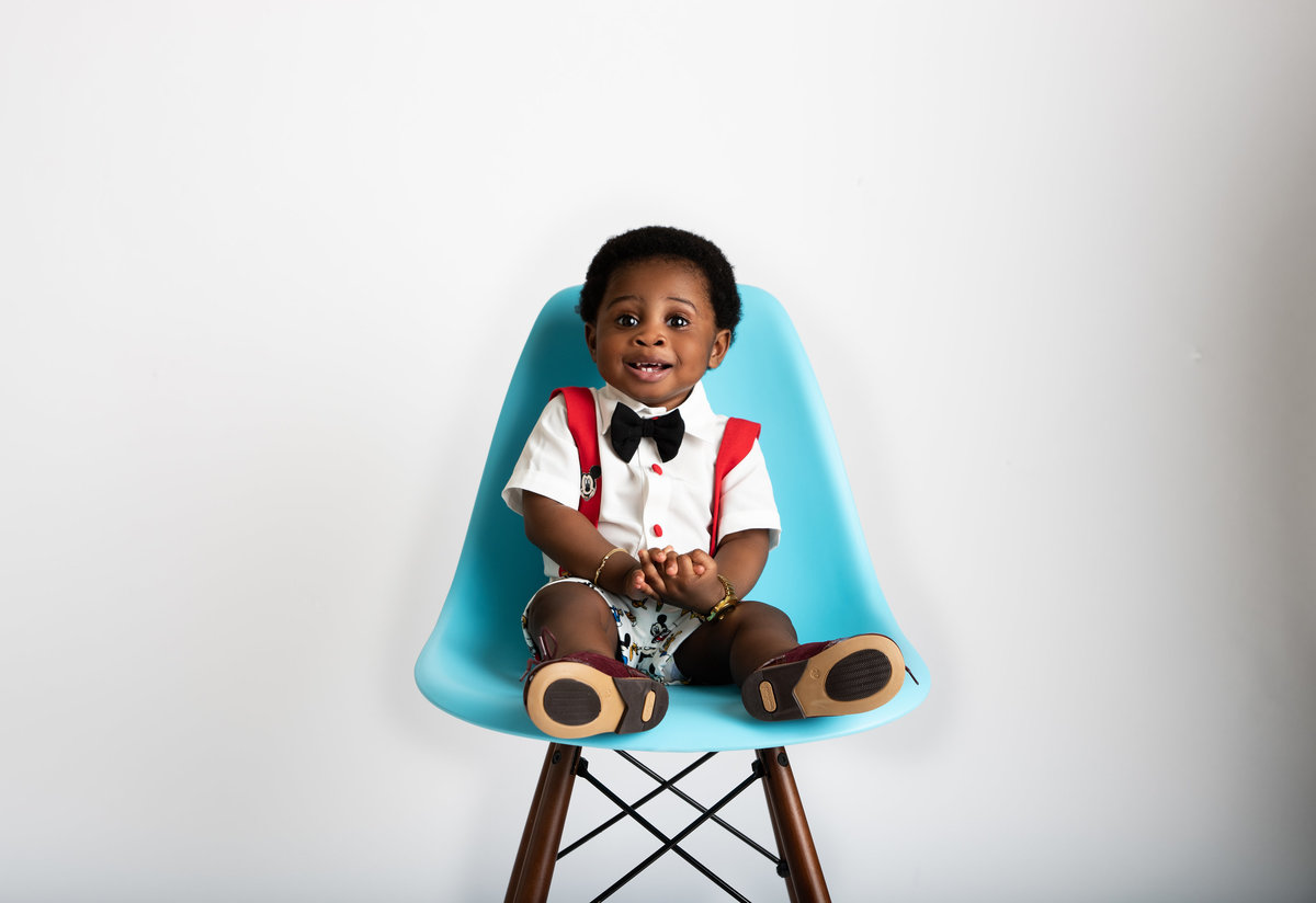 baby boy chair photo