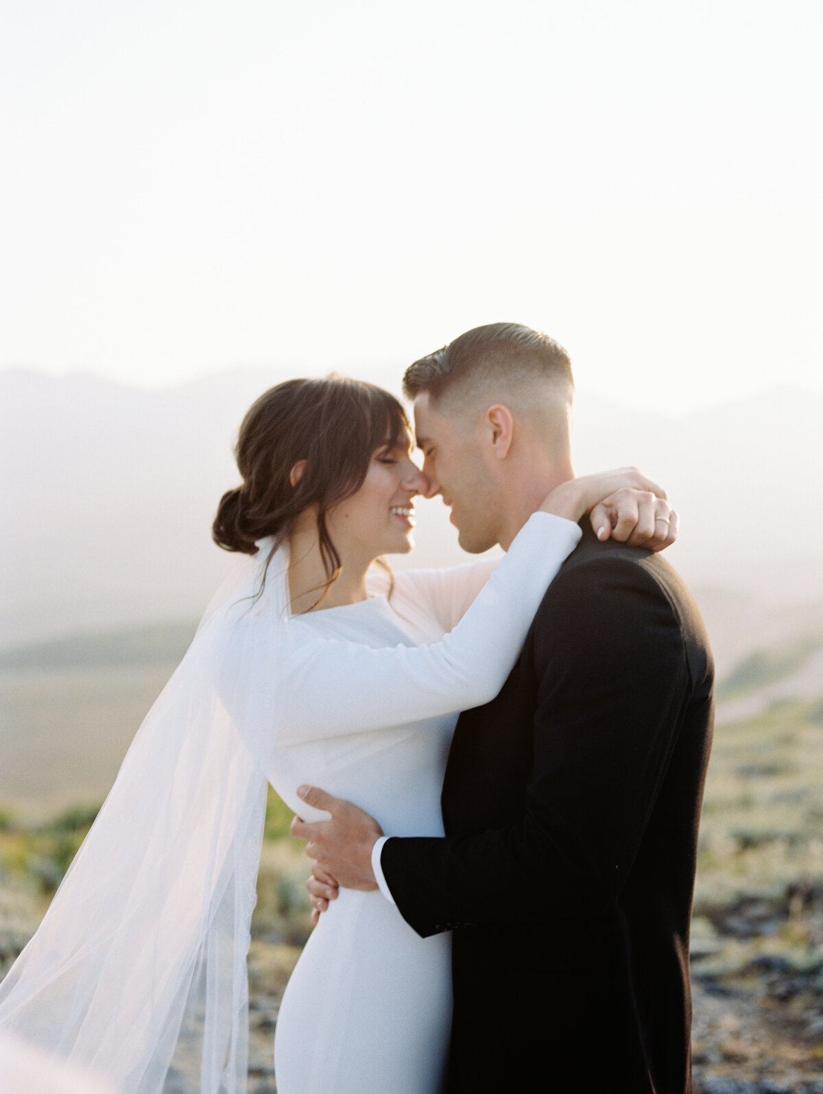 Kylie and Mitch Utah Bridal Session 47