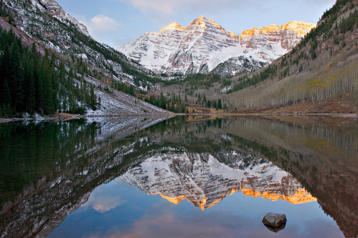 sunrise-maroon-bells_3996508420_o