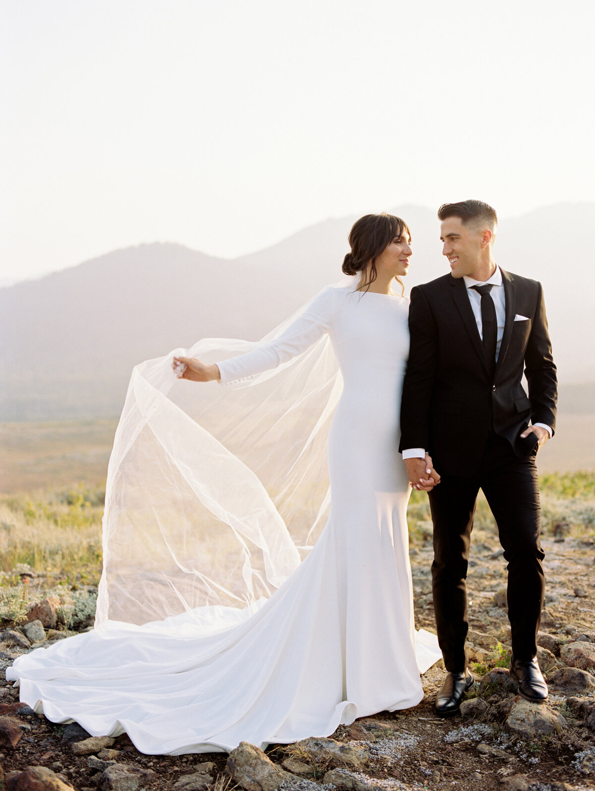 Kylie and Mitch Utah Bridal Session 48