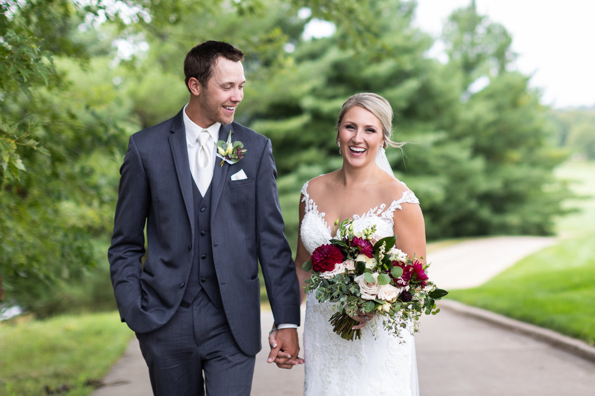 The looks from a groom to his bride are amazing