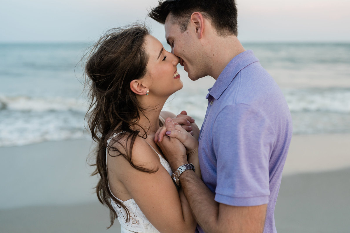 Wilmington Engagement Photos, Beach Wedding and Couple Photos, Wilmington North Carolina Wedding Photographers