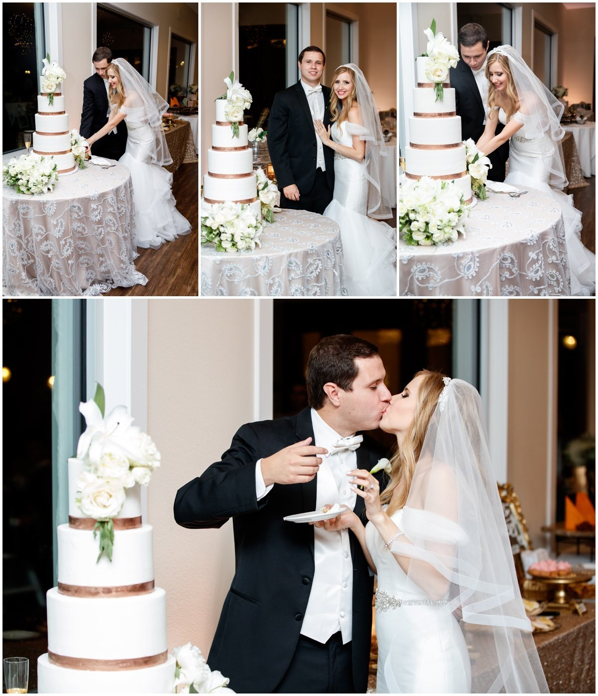 austin wedding photographer vintage villas cake kiss4209 Eck Ln, Austin, TX 78734